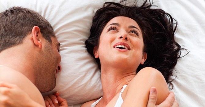 Работайте над устранением причин быстрого оргазма