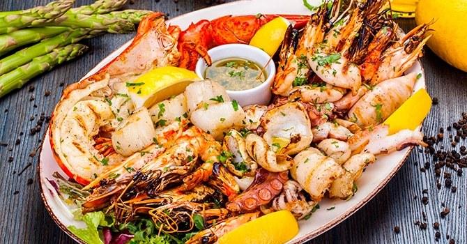 Обязательно ешьте рыбу и морепродукты