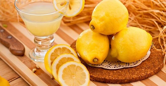 Лимон противопоказания к применению
