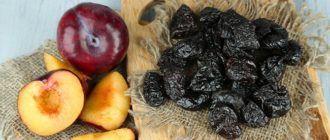 Чернослив: польза и вред для здоровья человека