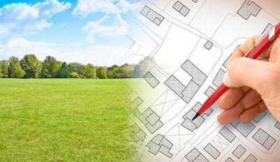 Долевая собственность на земельный участок