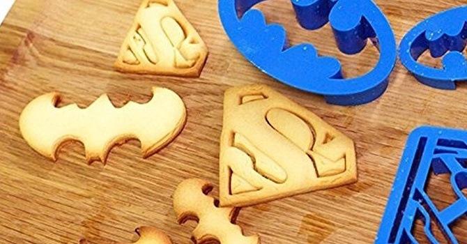 Фигурные формочки для печенья