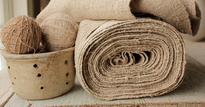 Пенька – волокно, получаемое из стеблей конопли