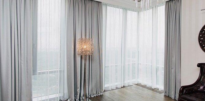 Разберем, как выбрать шторы