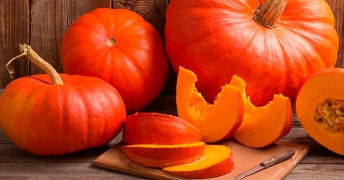 Лечебные свойства сырой тыквы