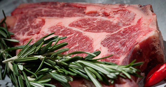 Ценность мраморной говядины