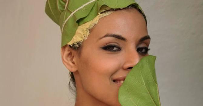 Лапух обширно применяется в косметологии