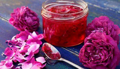 Как сделать варенье из роз
