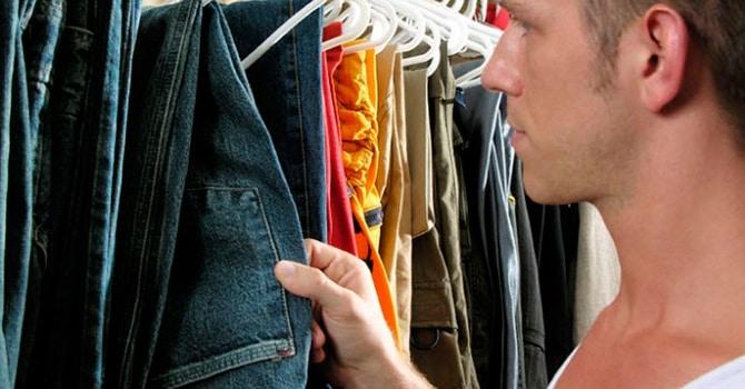Всегда выбирайте удобную одежду