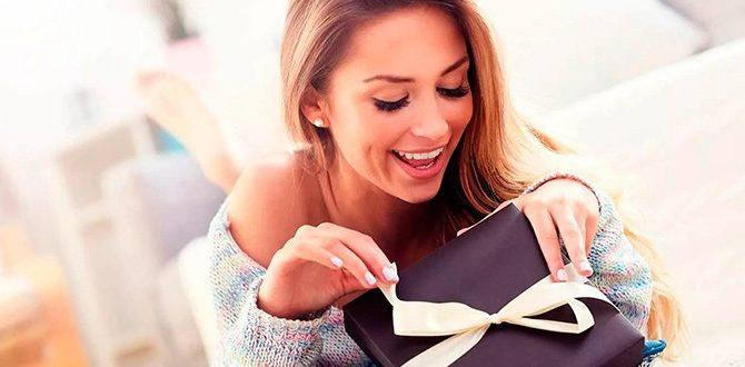 Что подарить девушке, чтобы угодить ей