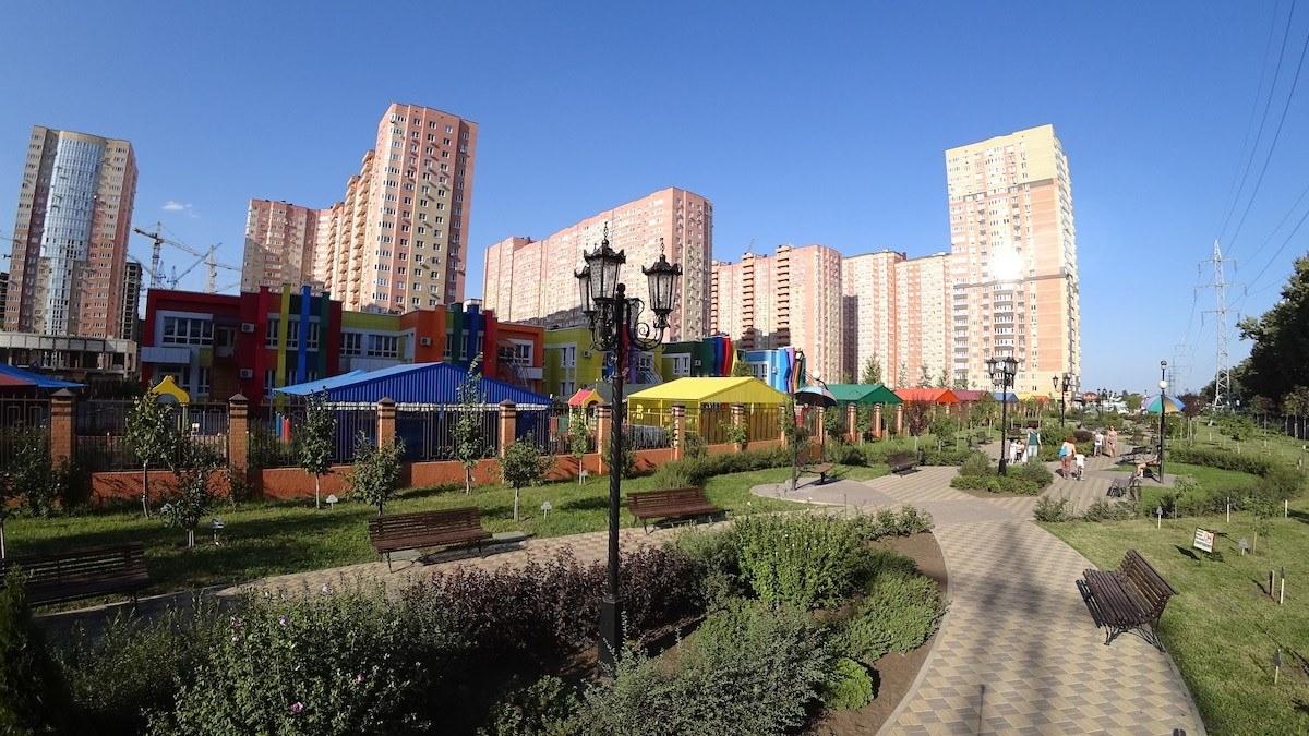 Детский сад в ЖК Губернский