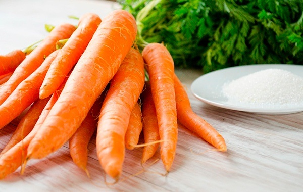 Варенье из морковки и яблок