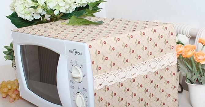Оригинальный способ отбеливания полотенца в микроволновке