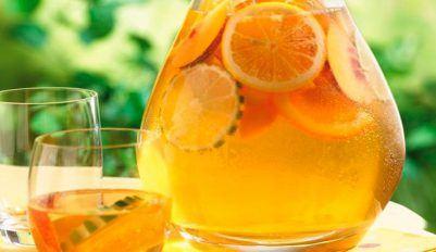 Рецепт вкуснейшего компота из апельсинов