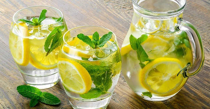 Освежающий мятный лимонад – вкусный и полезный напиток