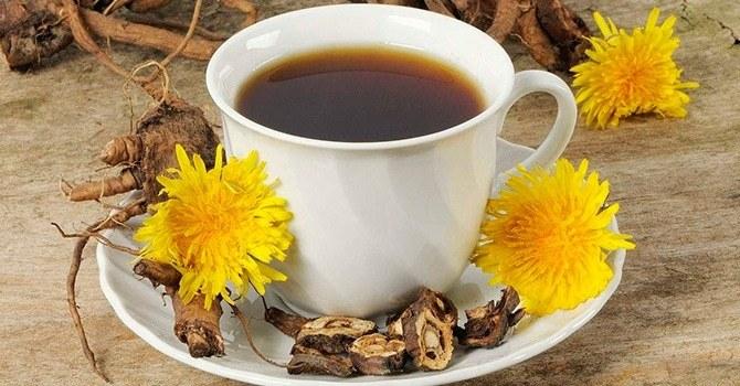 Полезный кофе из корней одуванчика без кофеина