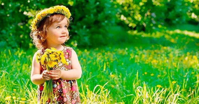 Польза цветков одуванчика для детского здоровья