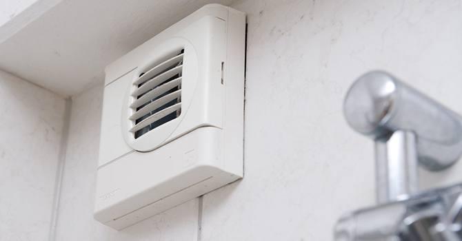 Принудительная вентиляция для просушки помещения
