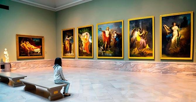 Искусство отвлекает и помогает справится с депрессией
