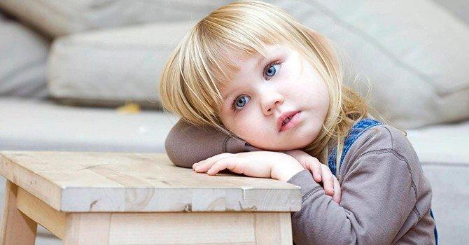 Ребенок-меланхолик тихий и добрый