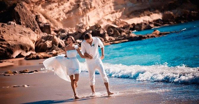 Свадебное путешествие, лучший подарок девушке