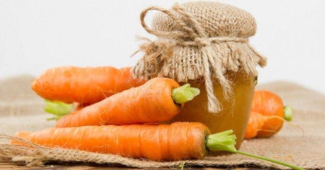 Варенье из моркови - рецепт приготовления