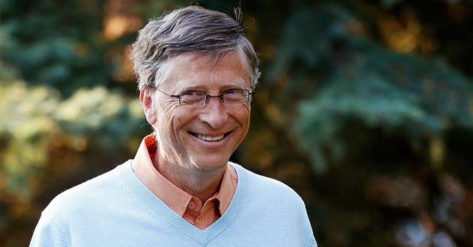Билл Гейтс, основатель Microsoft рекомендует читать книги