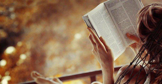 Чтение книг отлично развивает