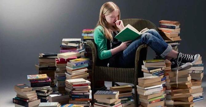 Чтение книг для увеличения словарного запаса