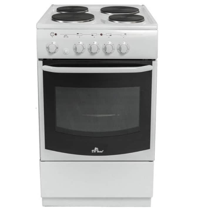 Электрическая плита De Luxe 5004.14э
