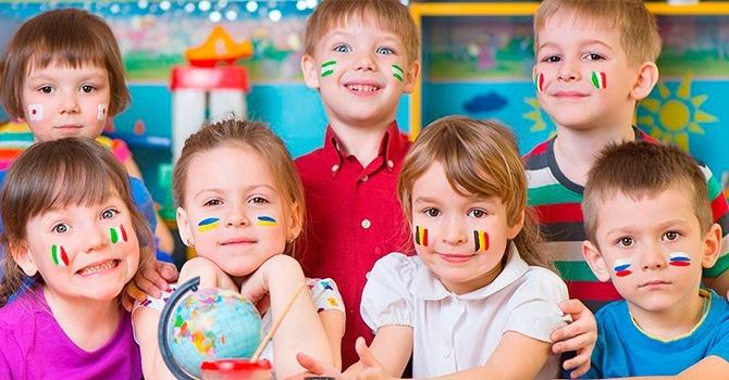 Необычные дети-билингвы