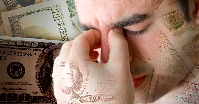 Богатый человек не всегда счастлив