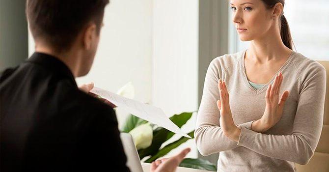Как научиться говорить нет, правильно отказывать людям