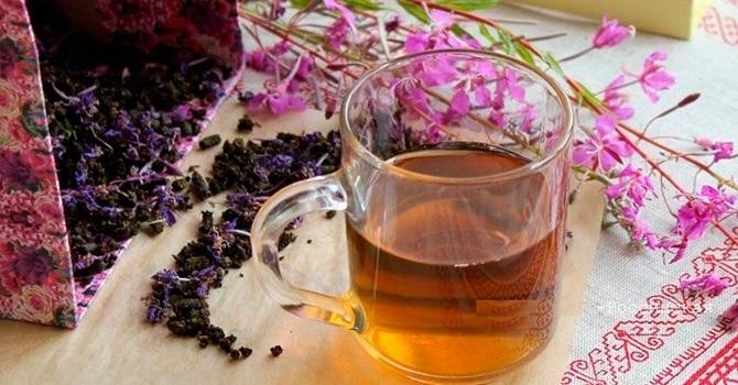 Кипрейный чай очень вкусен