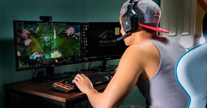Онлайн-игра, как виртуальное общение