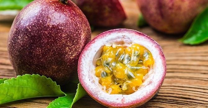 Полезный витаминный состав маракуйи