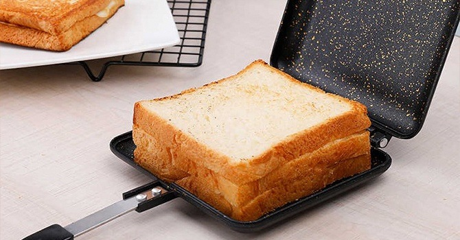 Бутербродница для газовой плиты