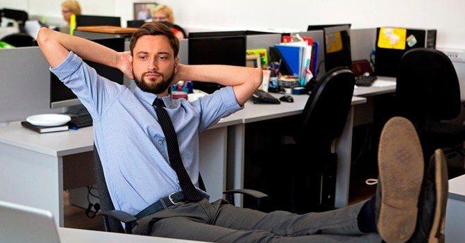 Пятиминутный отдых поможет вам вернуться к работе с новыми силами