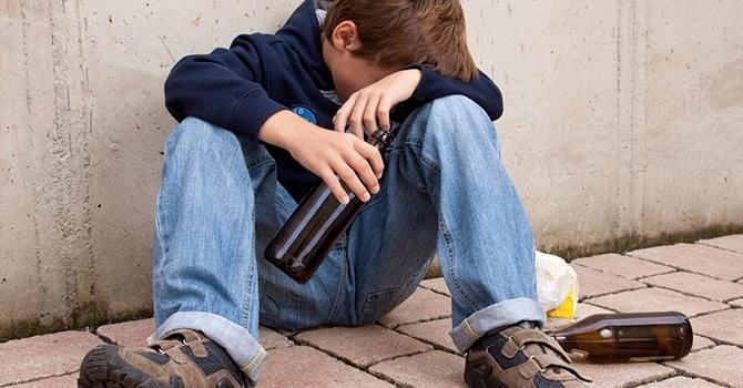 Трудный подросток без поддержки