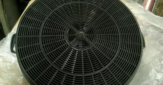 Угольный фильтр для встраиваемой вытяжки