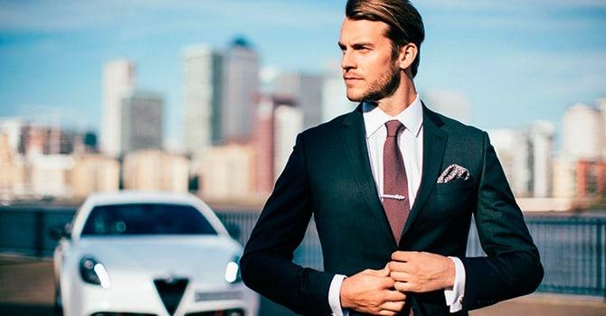 Успешный мужчина обладает рядом личностных качеств