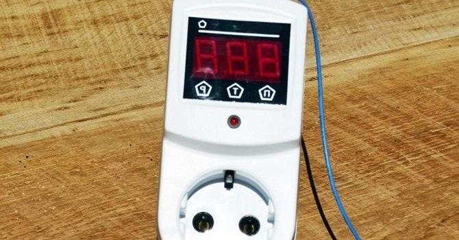 Выносной датчик температуры