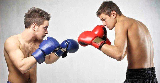 Бокс научит правильно драться