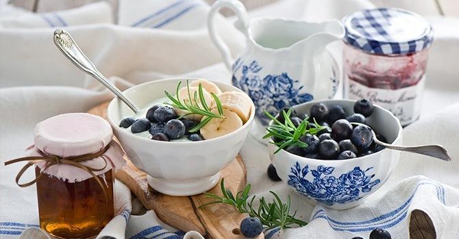 Голубая ягода против простуды
