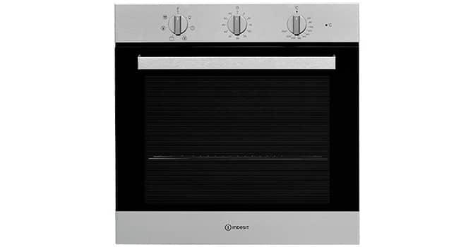 Встраиваемый электрический духовой шкаф Indesit IFW 6530 IX
