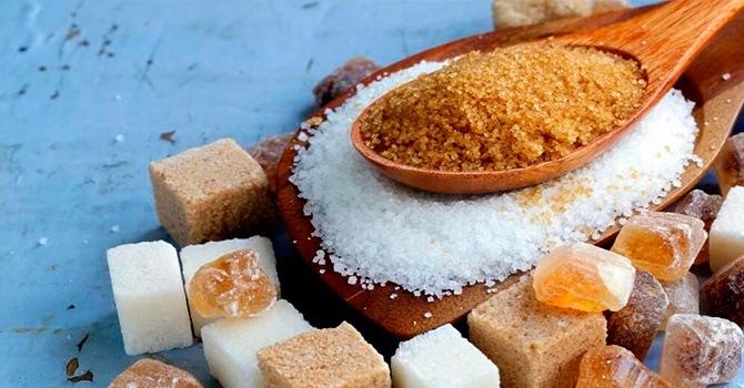 Норма потребления сахара в день для взрослых и детей