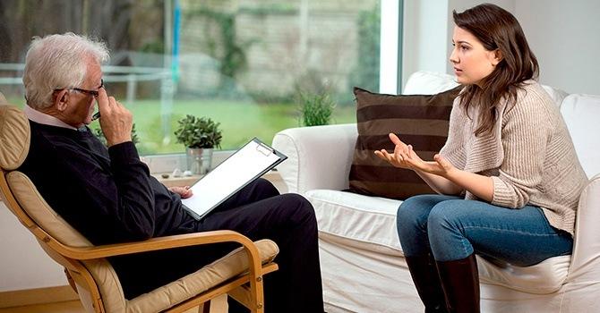 ОКР успешно лечится с помощью психотерапевтов