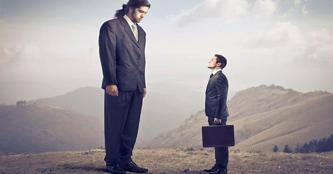 Перестаньте сравнивать себя с другими людьми
