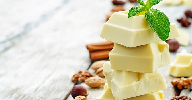 Польза и вред белого шоколада для женского здоровья