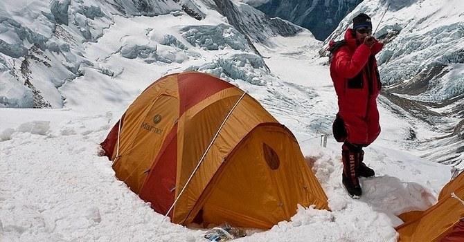 Штурмовой образец палатки